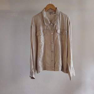 Linen Jacket / リネン ジャケット