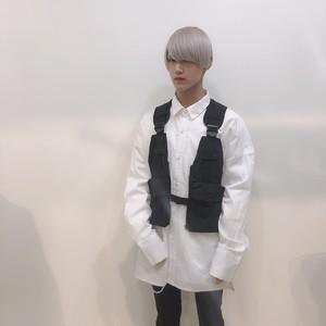 韓国ファッション 防弾ベスト