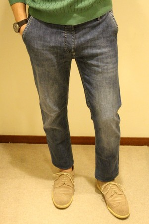 YAN SIMMON Pantalone Denim Duke
