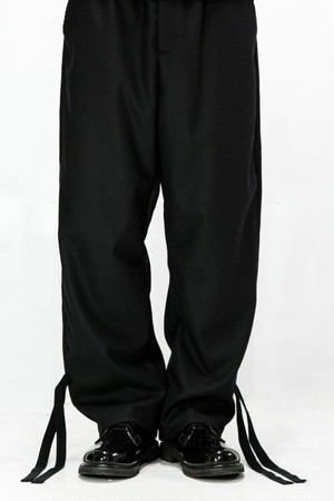 18AW Wool Easy Comfortable Pants
