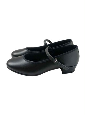 CATWORTH カットワース One strap Shoes Black