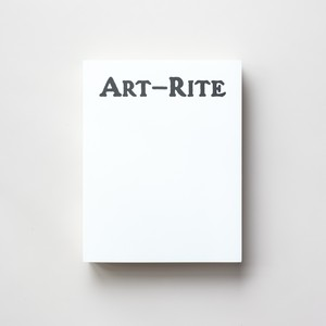 Art-Rite by Edit DeAk and Walter Robinson