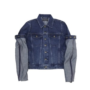 Y/PROJECT EXTRA-LONG SLEEVE JEAN JACKET