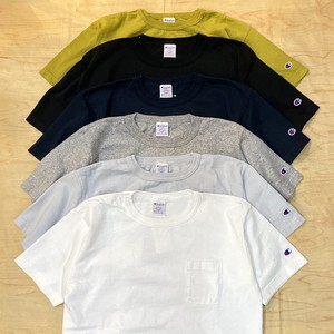 Champion / T1011 S/S Pocket T-Shirt ( Made in USA )