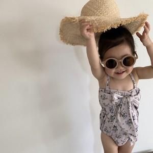 【即納】aloha dress swimsuit / anggo