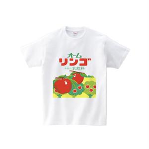 ★KIDS★オームリンゴTシャツ
