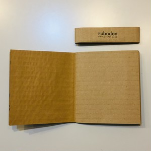 ブルーシールソフトクリーム ノート / rubodan ( ルボダーン )