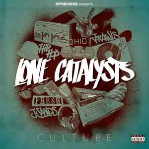 【LP】Lone Catalysts (J-Rawls & J-Sands) - Culture
