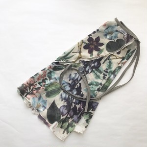 "❖""Fiorina"" Ballet Wrap Skirt -  European Garden [Sheer]( ヨーロピアン・ガーデン [シアー])"