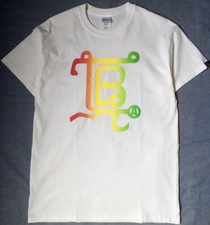 TRASHBREEDSTRASH TBT ロゴ Tシャツ ラスタ