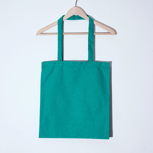 Long Handle Tote (Emerald)
