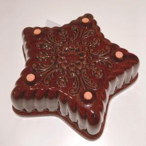 ヴィンテージ ケーキ型  ツヤツヤ星型タイプ大(A)