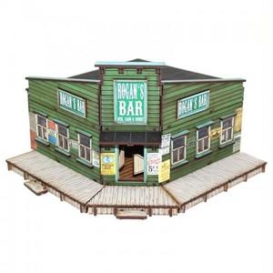 【予約発注】 DMH:   Feature Building 5: Rogan's Bar 28S-DMH-113