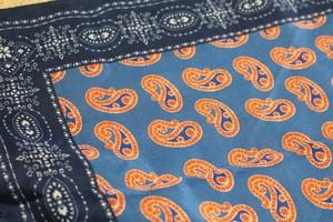 UMBERTO FORNARI Neckerchief Paisley pattern