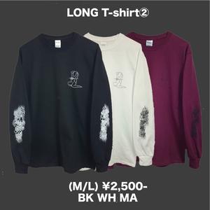 Long T-shirt ②