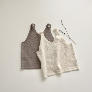 〔即納〕demonet knit top