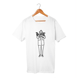 Travis #3 Tシャツ 5.6oz