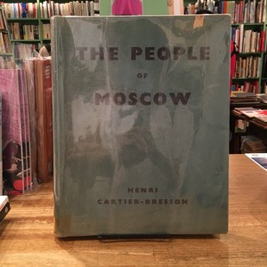 The People of Moscow / Henri Cartier-Bresson(アンリ・カルティエ・ブレッソン)