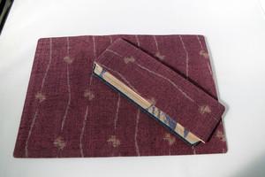 絹の文庫本セパレート式ブックカバー hb030