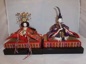 お内裏様Hina dolls(Girl Festival on March)(No10)