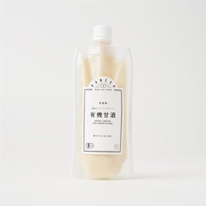 """【有機甘酒】-濃縮タイプ・有機米の優しい甘み-  """"200g""""│オーガニック 発酵食品 有機 甘酒"""