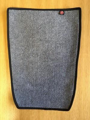 S301•S302兼用 ラビットスクーター トランクマット (グレー)