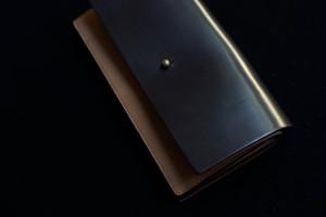 forme / long wallet(BURGUNDY)