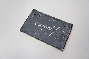 塩ビ クラッチ -BLACK- / Ground Y