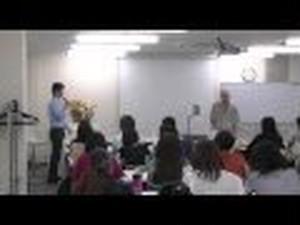 ノエルティル先生1日目「コンサルテーションの準備と心理力動学」