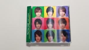 Hey! Say! JUMP   JUMP WORLD 初回限定盤 【CD】