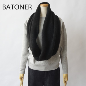 BATONER/バトナー・Cashmere Fox Snood