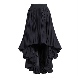 RIMI&Co. SELECT アシンメトリープリーツスカート<Asymmetry Pleated Skirt>