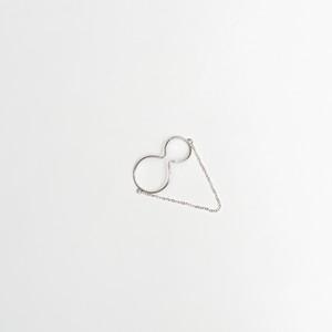 [送料無料]Infi chain ear cuff