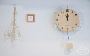 pendulum clock. 板尾工芸original振り子時計