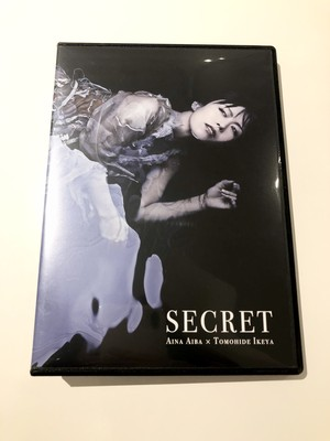[ SECRET ]AINA AIBA × TOMOHIDE IKEYA 写真展 メイキングDVD