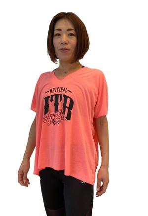 【JTB】 LARGOトップス【蛍光ピンク】【新作】イタリアンウェア【送料無料】《M&W》