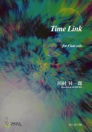 K1706 Time Link(フルートソロ/川村昇一郎/楽譜)