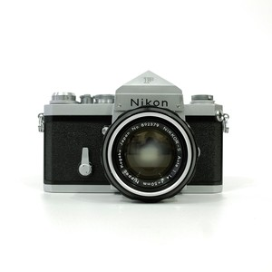 Nikon F Eyelevel