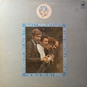【LP】THE BLUE VELVET BAND/Sweet Moments With The Blue Velvet Band