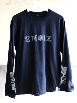Jomon Long Sleeve Tee Type2 black