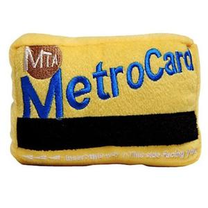 fabdog(ファブドッグ) METRO CARD TOY