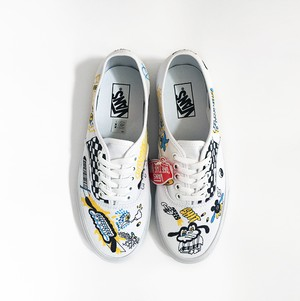 ward vans authentic US8