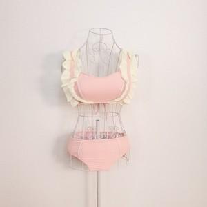 【即納】Babyフリルスイムウエア(Pink)