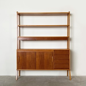 Open shelf with drawers / BS003