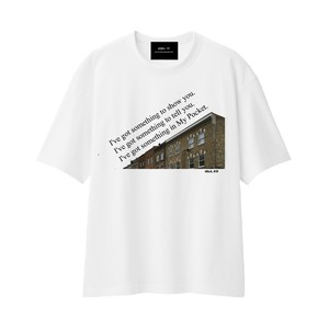 ILL IT - THE PLACE T-SHIRT (WHITE)