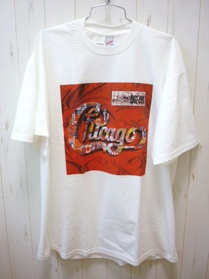 Chicago 30th Anniversary Tour 1997 T-Shirt/Dead Stock (シカゴ 1997/デッドストック・未使用)