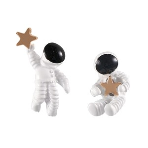 RIMI&Co. SELECT  Space Man 宇宙飛行士ピアス