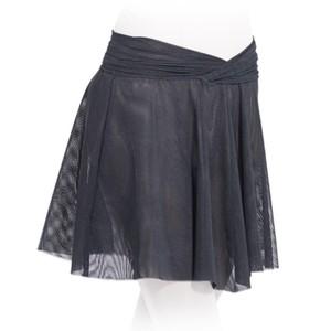 Repetto D0621フリル バレエプルオンスカート