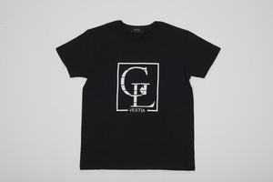 GL Print T-Shirt(White)(Black)