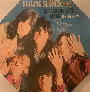 【LP】ROLLING STONES/Through The Past, Darkly (Big Hits Vol. 2)